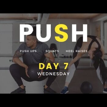 PUSH day 7