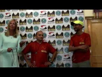 Dr. Rajat Chauhan - Race Director, LA ULTRA - THE HIGH